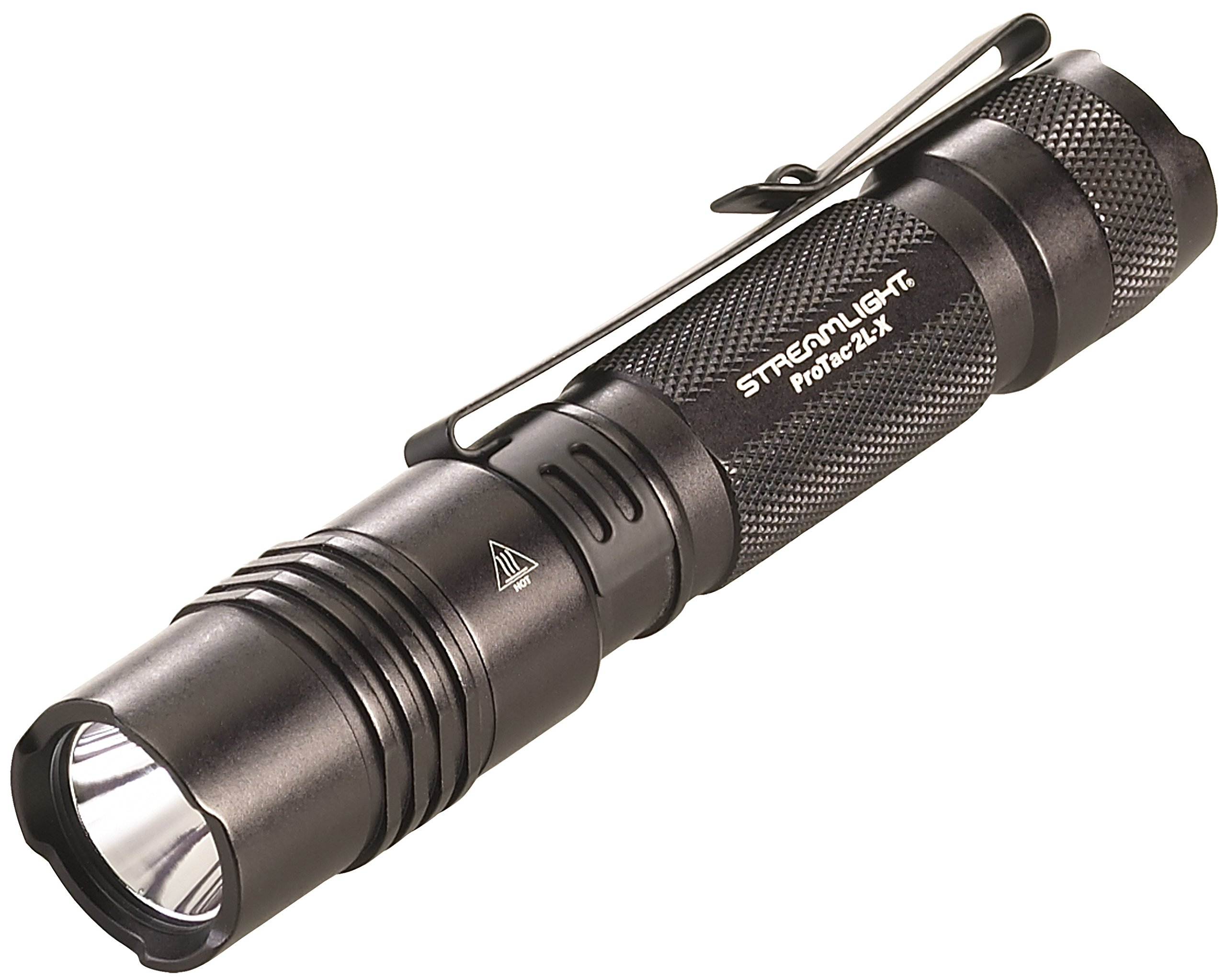Streamlight 88083 ProTac 2L-X USB, Rechargeable USB battery, USB cord and holster and Box - 500 Lumens by Streamlight
