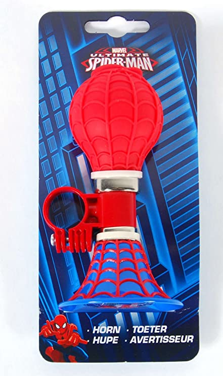Disney Spiderman Marvel Kinder Fahrrad Klingel Fahrradklingel Glocke Hupe