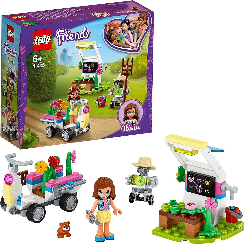 レゴ(LEGO) フレンズ オリビアのフラワーガーデン 41425