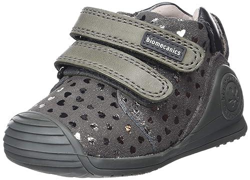 Biomecanics 181142, Zapatillas de Estar por casa Bebé-para Niñas: Amazon.es: Zapatos y complementos