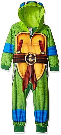 Amazon Com Nickelodeon Boys Ninja Turtles Uniform Union Suit