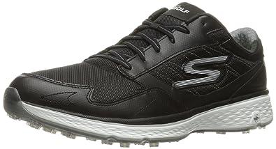 skechers golf shoes. skechers performance men\u0027s go golf fairway shoe, black/white, shoes s