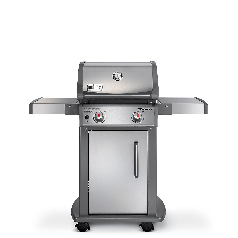 Amazon.com: Weber 47100001 Spirit S210 Natural Gas Grill, Stainless Steel:  Garden & Outdoor