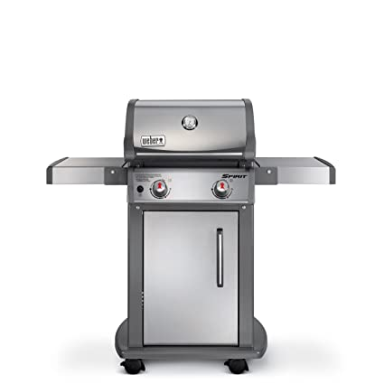 Amazoncom Weber Spirit S Natural Gas Grill Stainless - Abt weber grill