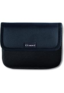7b38791588bfa CASIO EX-word Slim Case Nylontasche für Casio EX-word EW-G200er Serie