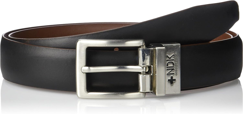 NDK Mens Cosmopolitan Reversible Belt Size 34