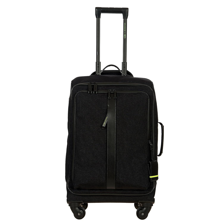 [ブリックス] スーツケース等 機内持込可 保証付 40L 55cm 2.5kg BKN08117 B01LFFDRG2ブラック
