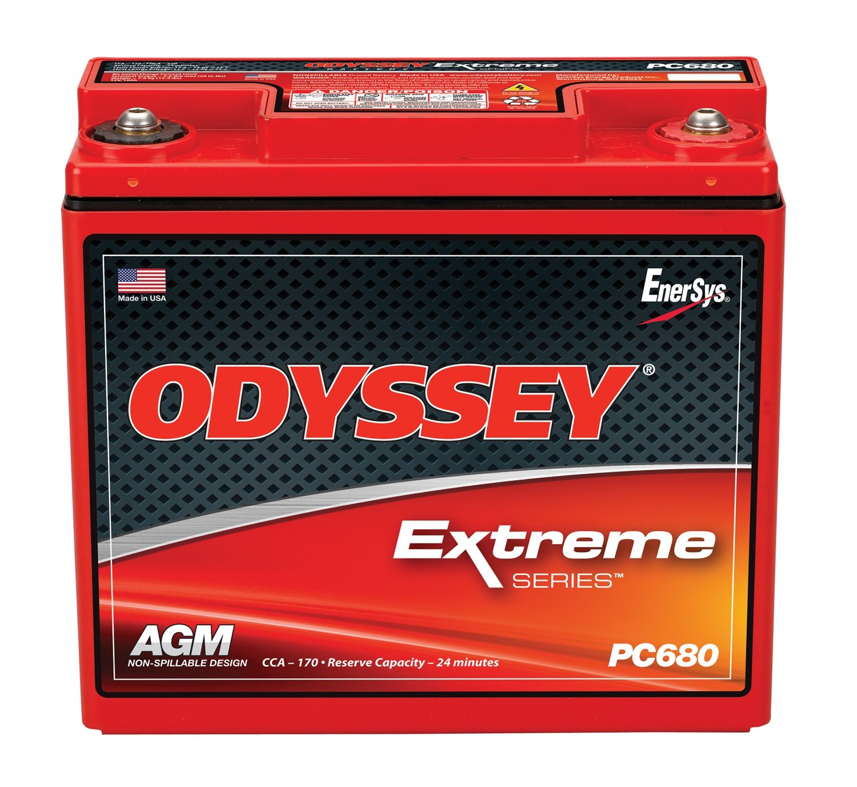 Odyssey PC680MJ Powersports Battery