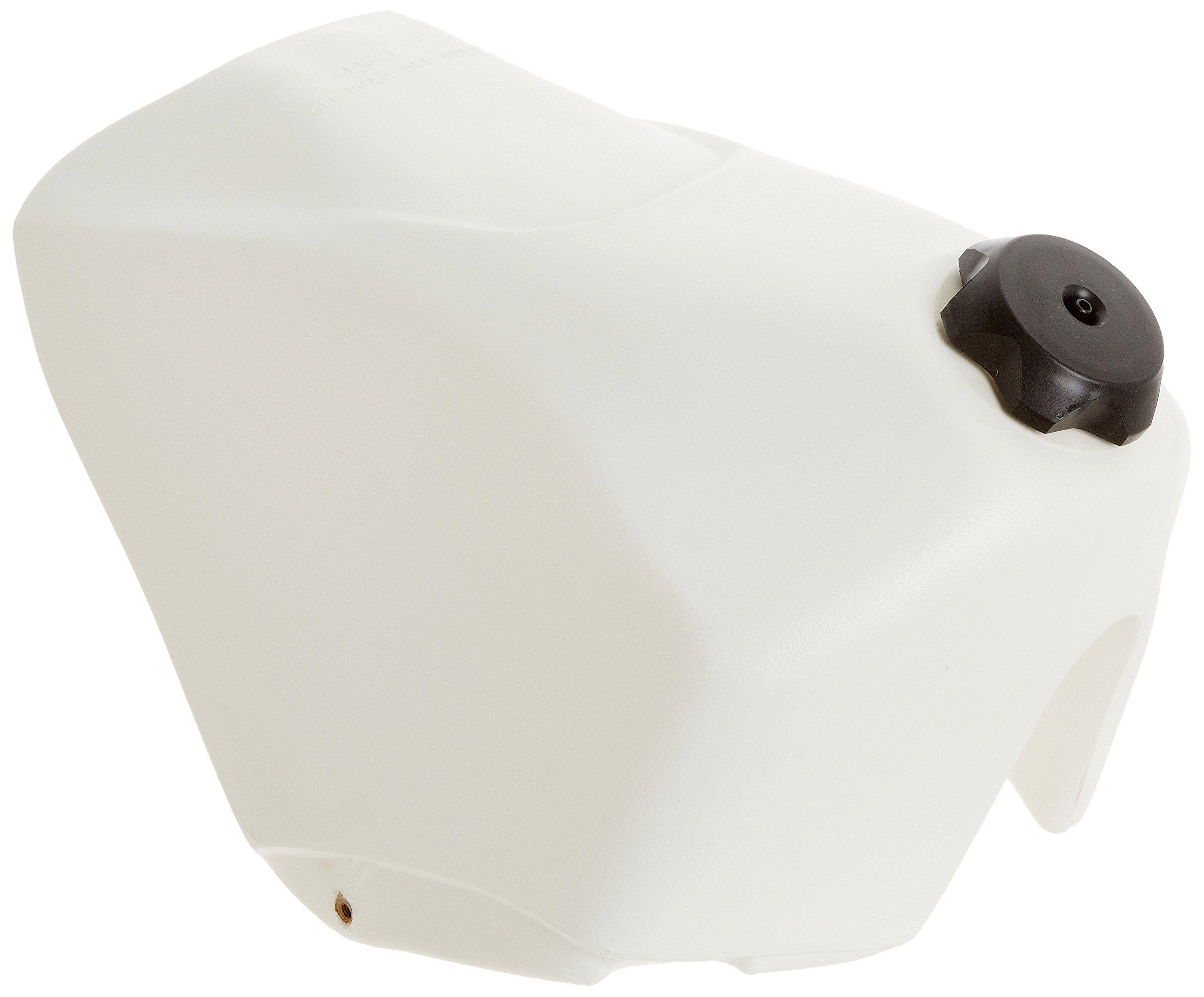 IMS 113117W1 White Large Fuel Tank - 3.2 Gallon Capacity
