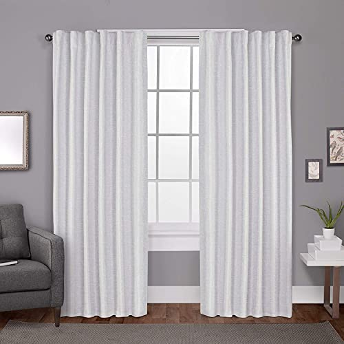 Magic Drapes Window Curtains and Panels 100 Blackout Polyester Double Pinch Pleated Drape