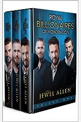 Royal Billionaires of Mondragón Boxed Set: Volume One Kindle Edition