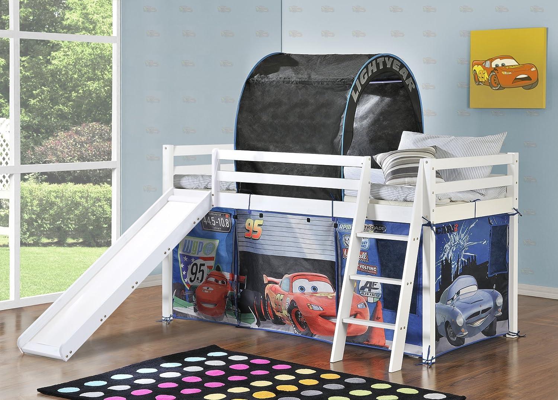 Etagenbett Cars : Hochbett rutsche wei. fabulous hochbetten mit und treppe