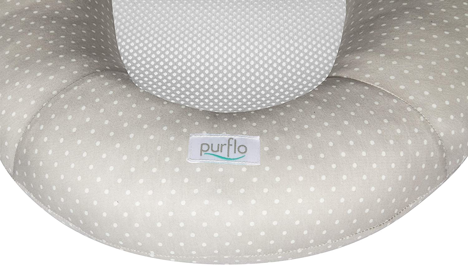 PurFlo Baby Newborn Breathable Sleep Nest 0-6M in Elephant