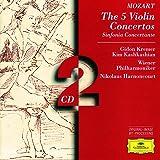 Mozart : Les 5 Concertos pour violon - Symphonie concertante