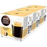 NESCAFÉ Dolce Gusto Grande Mild, Pack of 3 (Total 48 Capsules, 48 Servings)