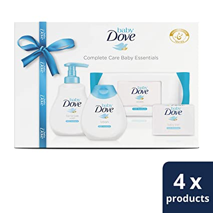 Amazon.com: Set de regalo para bebé Dove Complete ...