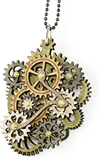 product image for Green Tree Jewelry Kinetic Main Gear Pendant 6001B