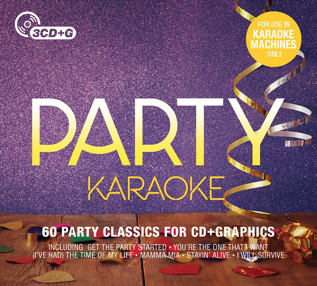 Party Karaoke Various Artists Crimson