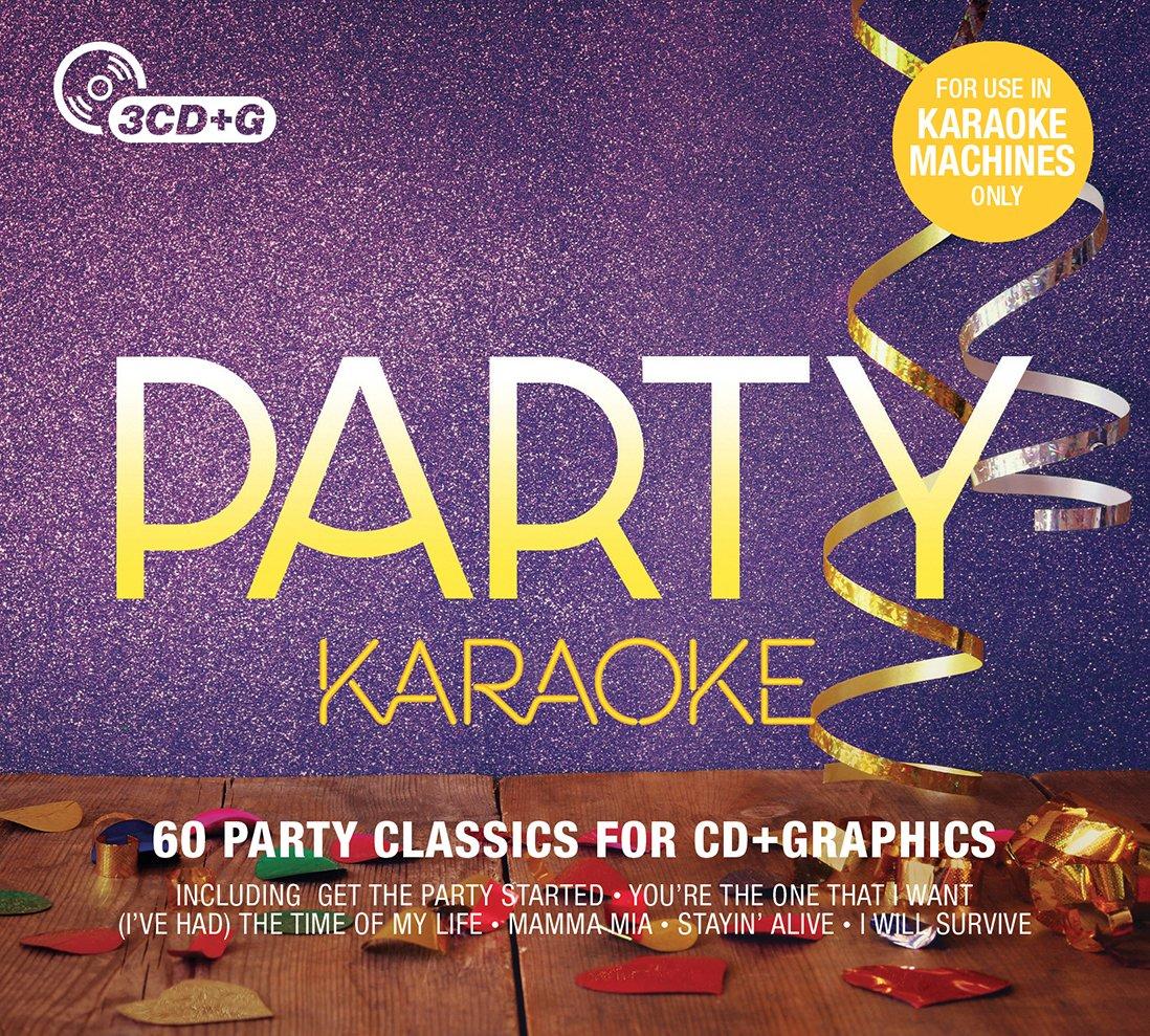 Party Karaoke (3Cd+G) by Crimson