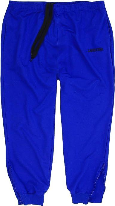 Lavecchia LV-2018 - Pantalones de chándal para hombre, color azul: Amazon.es: Ropa y accesorios