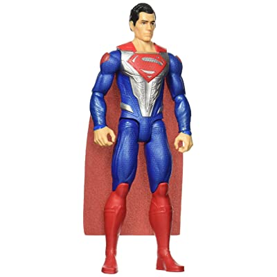 DC Comics Justice League Metallic Armor Superman Figure: Toys & Games [5Bkhe1804878]
