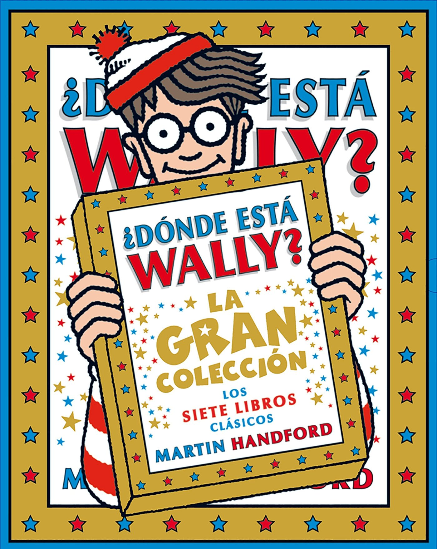 ¿Dónde está Wally? / Where's Wally?: La gran colección / The Solid Gold  Collection (Spanish Edition) (Spanish) Paperback – January 31, 2015