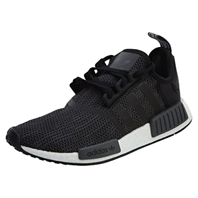 size 40 02230 d0dc5 adidas Originals Men's NMD Black/Black/White 11 D US