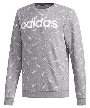 adidas Originals AOP Sweatshirt Herren grauweiß, XL: Amazon