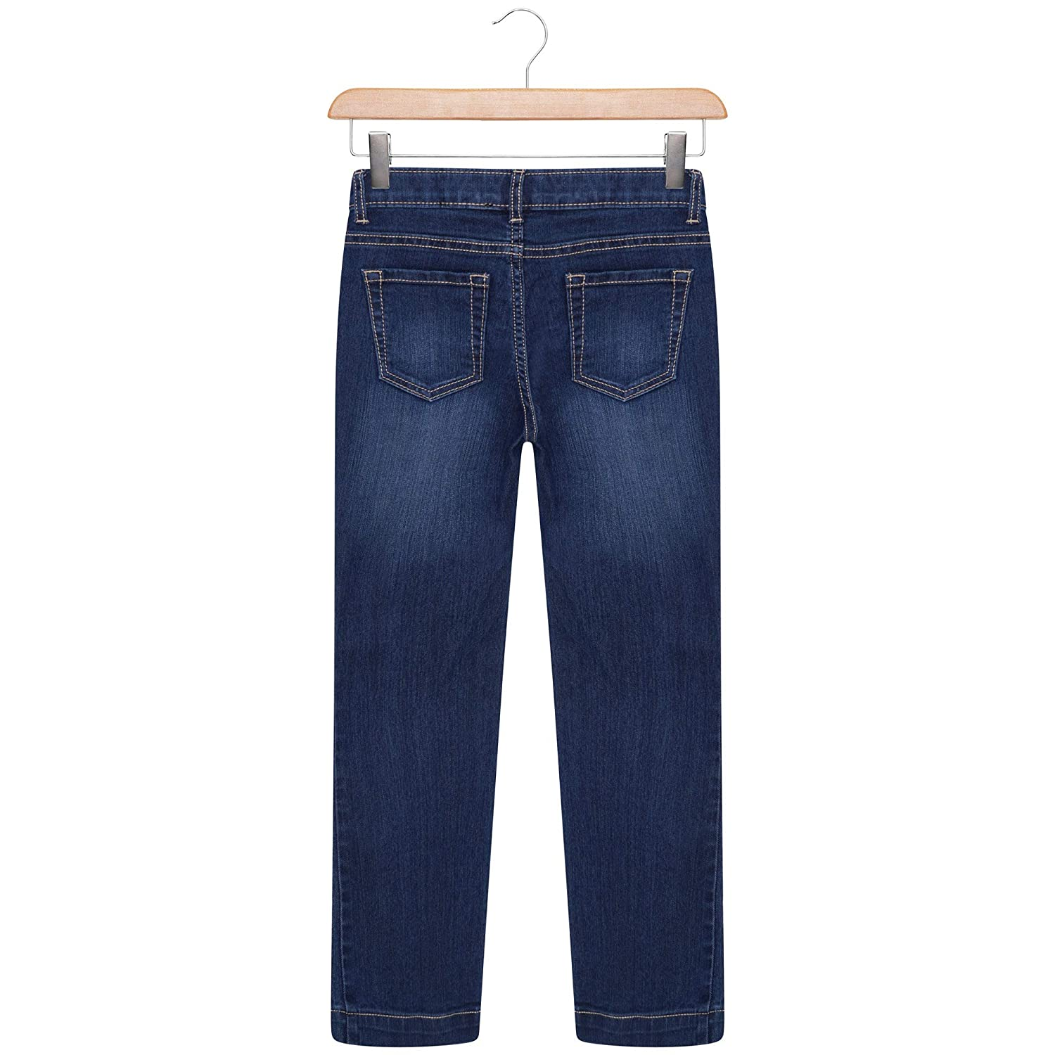 Off The High Street Girls Bootcut Jeans Flared Blue Denim 5-15 Years
