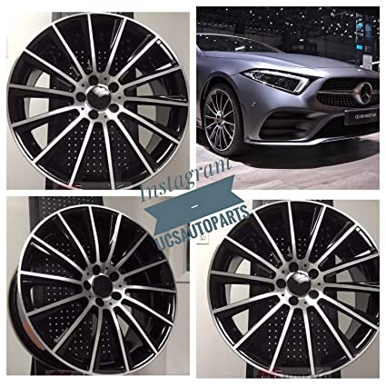 Mercedes Benz Rims >> Amazon Com New 20 Inches Amg Wheels Rims Compatible With