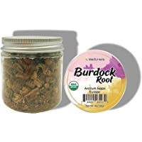 Well's Herb / 24 Kinds/Perfect for Herbal Hair Infused Oil/Edible Herbs (Burdock)