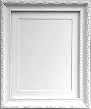 Oslo Shabby Chic Range Picture Frames With Multi Colours Art Poster Photo Frames
