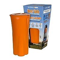 FRONTIERSMAN Bear Canister for Backpacking & Hiking - INSIDER BEAR SAFE: Lightweight...