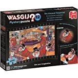 "Wasgij ""Mystery 12 The Unusual Suspects"" Jigsaw Puzzle (1000-Piece, Multi-Colour)"