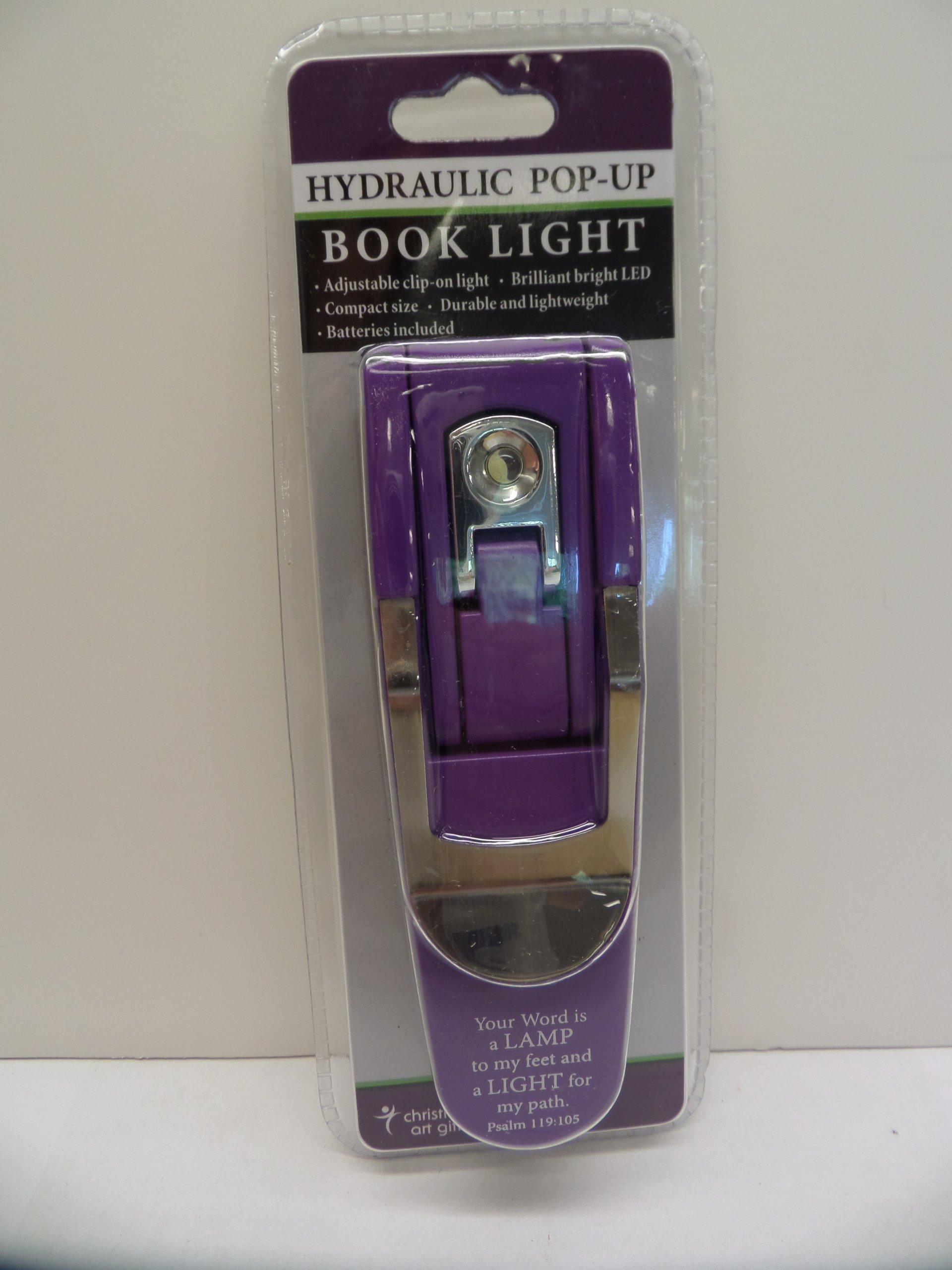 purple pop up booklight christian art ts