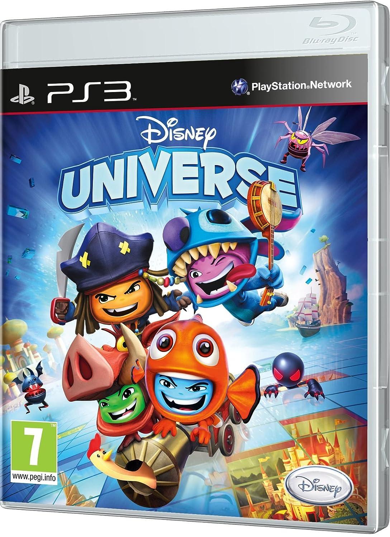 disney universe ps3 amazoncouk pc video games
