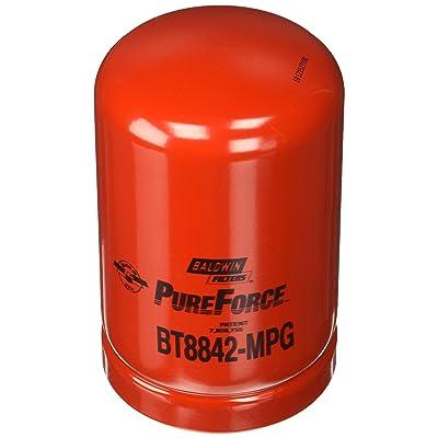 Baldwin Heavy Duty BT8842-MPG Hydraulic Filter,3-3/4 x 6-1/8 In: Automotive
