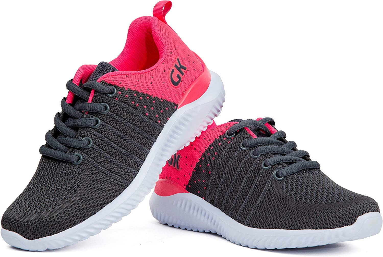 Gimbo Kids Athletic Tennis Shoes Ankle-High Fashion Sneaker