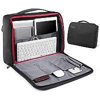REYLEO Sacoche pour Ordinateur Portable 15.6 Pouces
