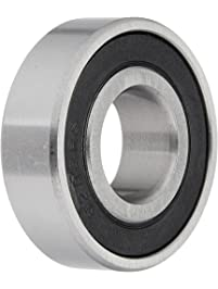 BC Precision BC106203 Ten (10) 6203-2RS Sealed Bearings 17x40x12 Ball Bearing/Pre-Lubricated