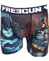 Freegun - Batp noir/blc boxer - Sous vêtement boxer
