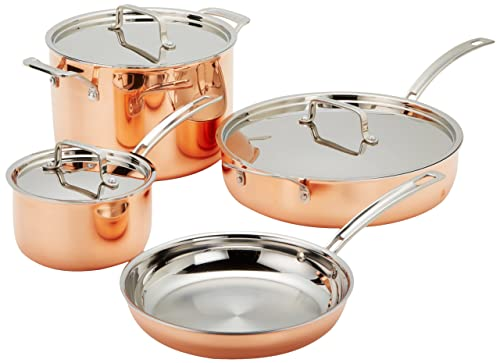 Cuisinart-CTP-7AM-Copper-Tri-Ply-Stainless-Steel-7-Piece-Cookware-Set