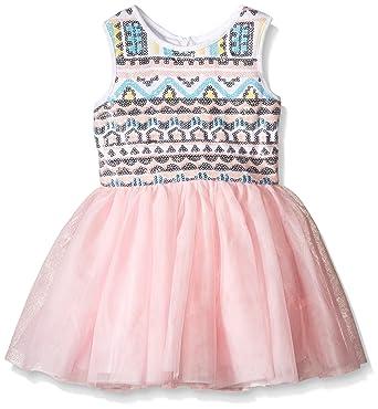 0bf02166cec1 Amazon.com  Pippa   Julie Little Girls Sequin Tutu Dress