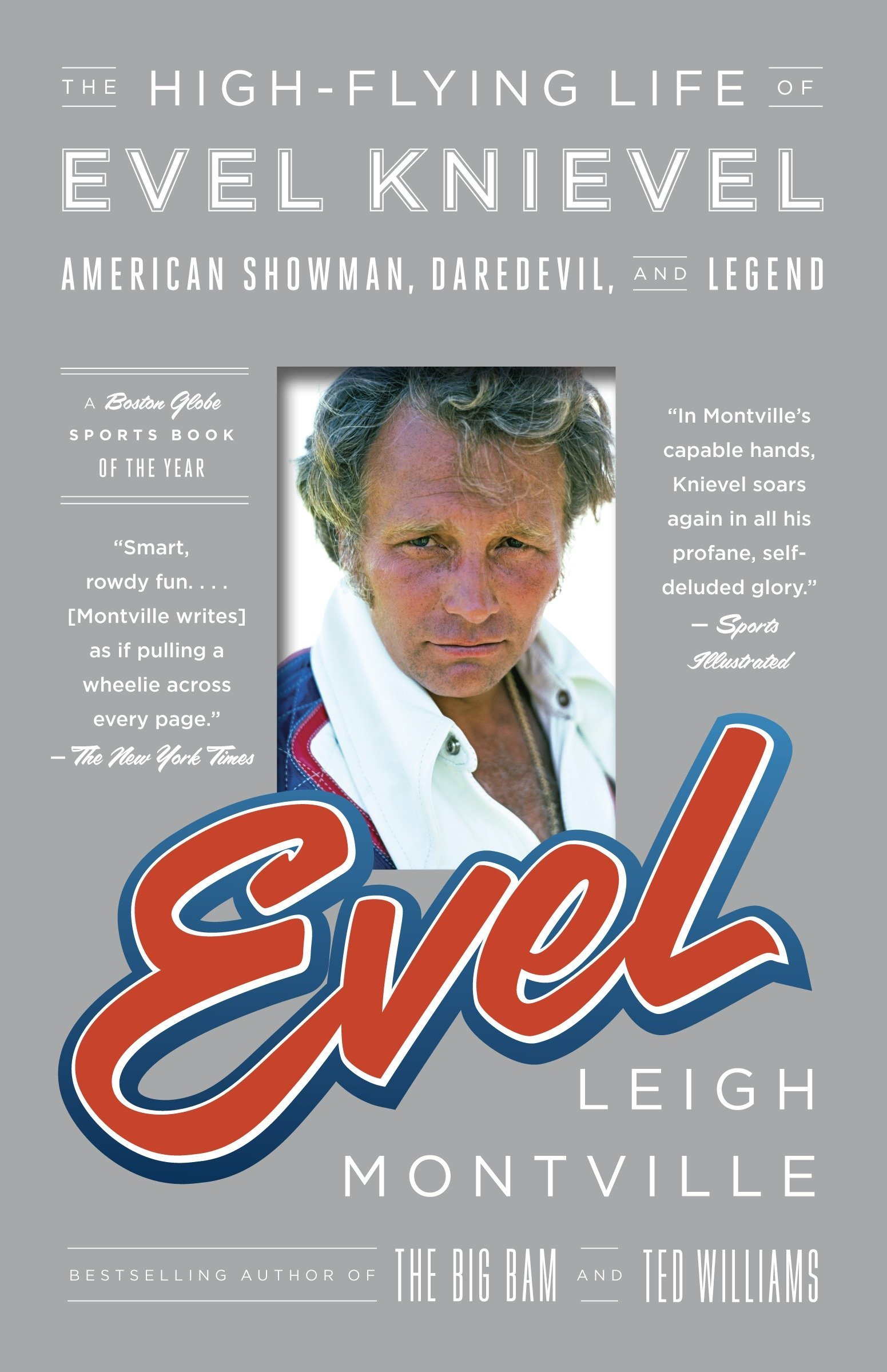 Amazoncom Evel The High Flying Life Of Evel Knievel American