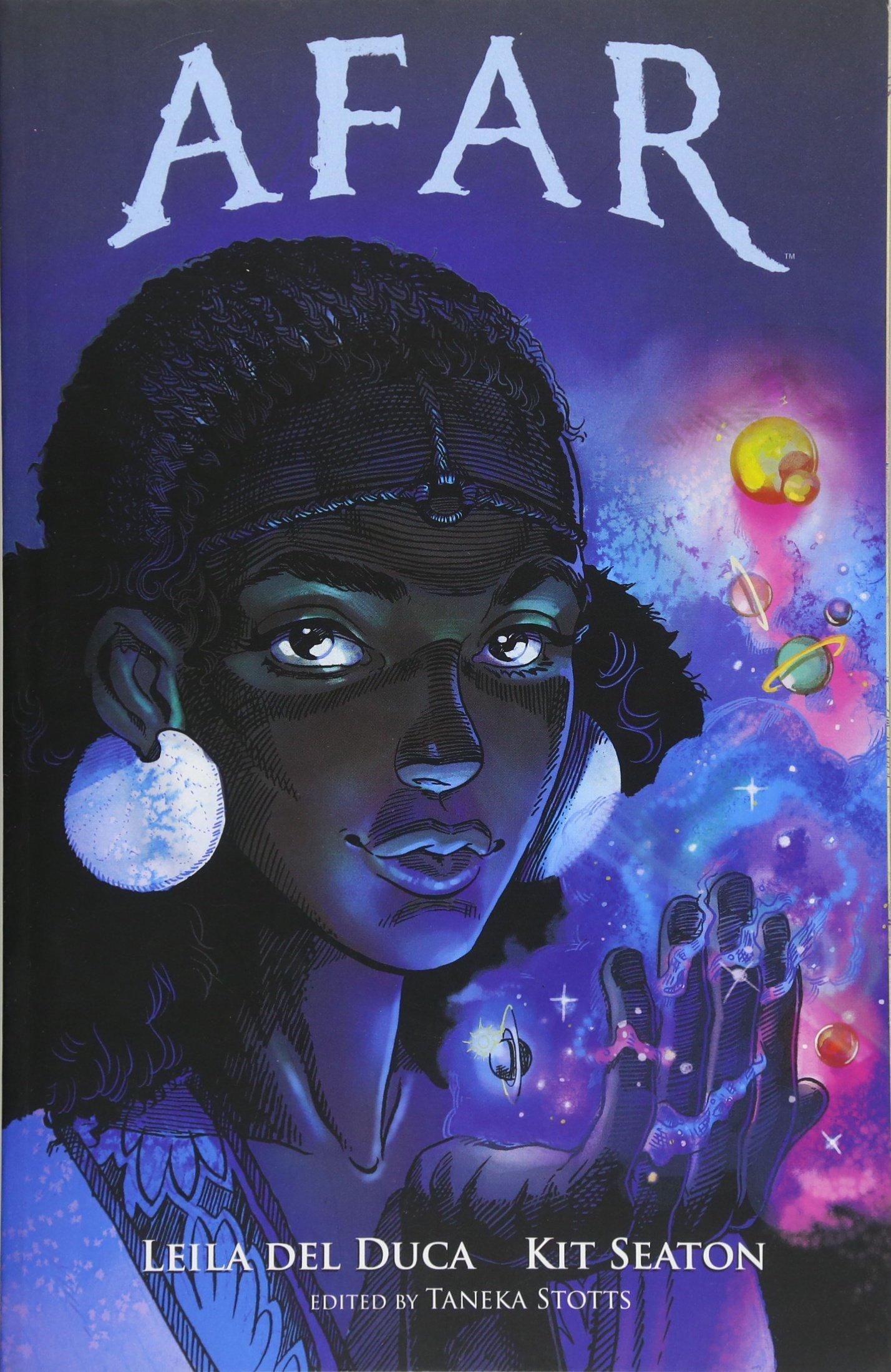 Image result for afar graphic novel