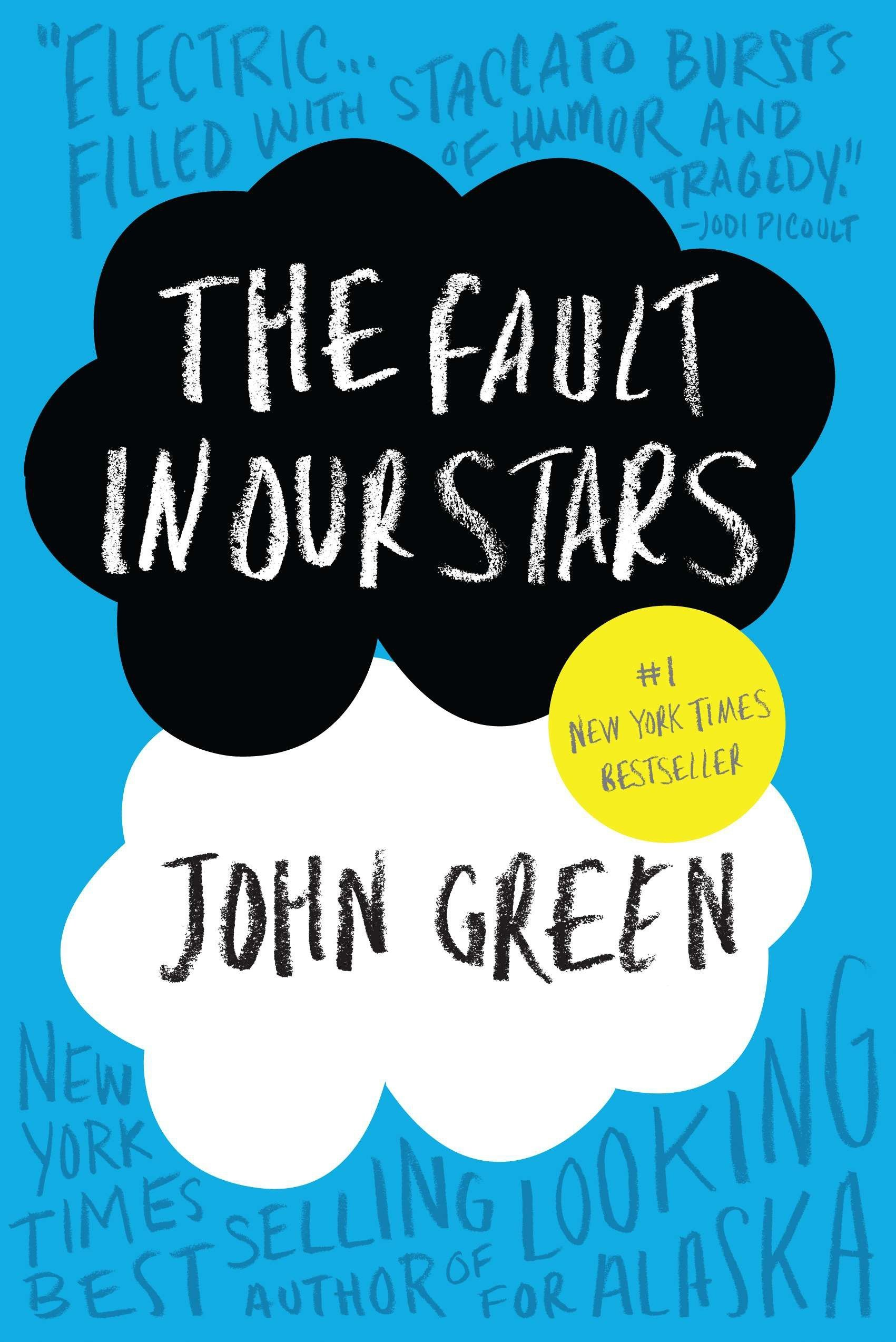 Image result for The Fault in Our Stars
