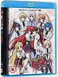 High School DxD Season 3 [Dual Format] [Blu-ray]