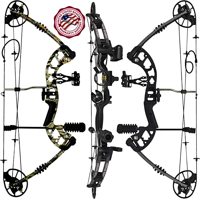 RAPTOR Compound Hunting Bow Kit