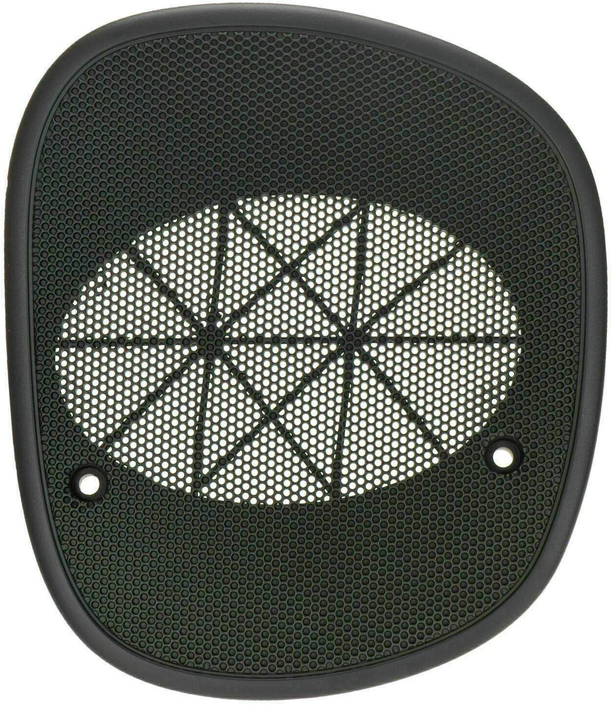 98-05 Chevrolet S-10 Blazer LH Driver Graphite Dash Speaker GRILLE COVER new OEM