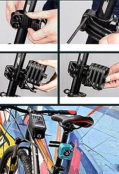 """Heavy Duty 46-1//2/"""" x 3//4/"""" CABLE LOCK Bicycle Bike 2 Key Bike Tool"""